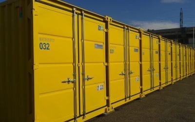 Velké skladovací boxy? To jsou skladovací kontejnery