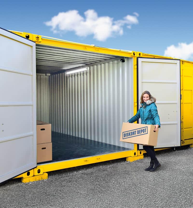 Self storage – levné skladování pro každého